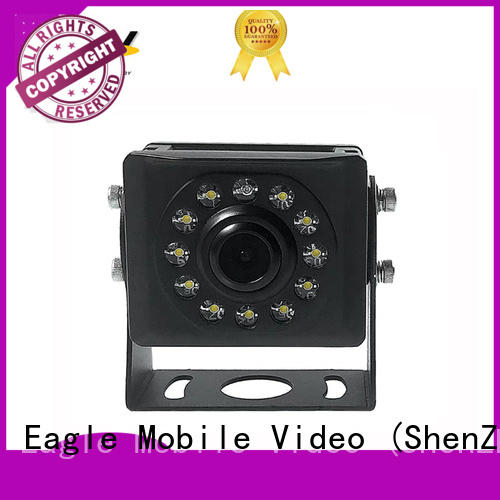 Eagle Mobile Video easy-to-use cameras for truck side