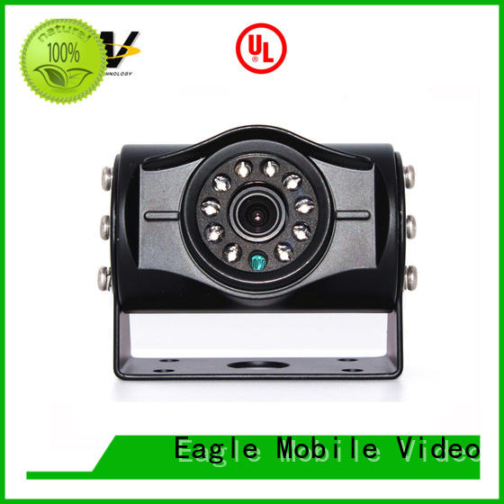 Eagle Mobile Video ahd vehicle camera effectively for police car