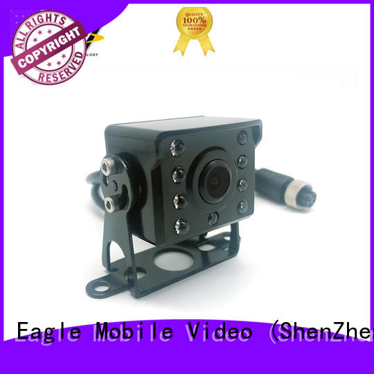 Eagle Mobile Video audio vehicle mounted camera experts for buses