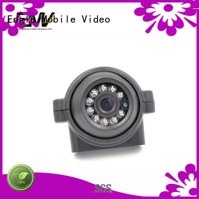 Eagle Mobile Video quality ahd vehicle camera experts for buses