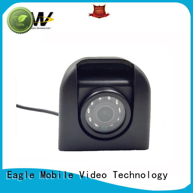 Eagle Mobile Video vandalproof ahd vehicle camera owner for police car