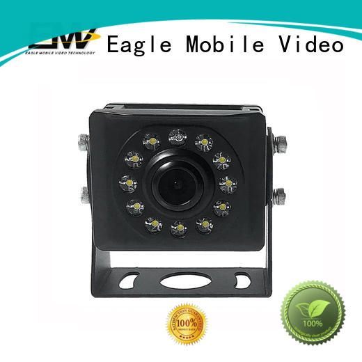 new-arrival front view cameras popular for police car Eagle Mobile Video