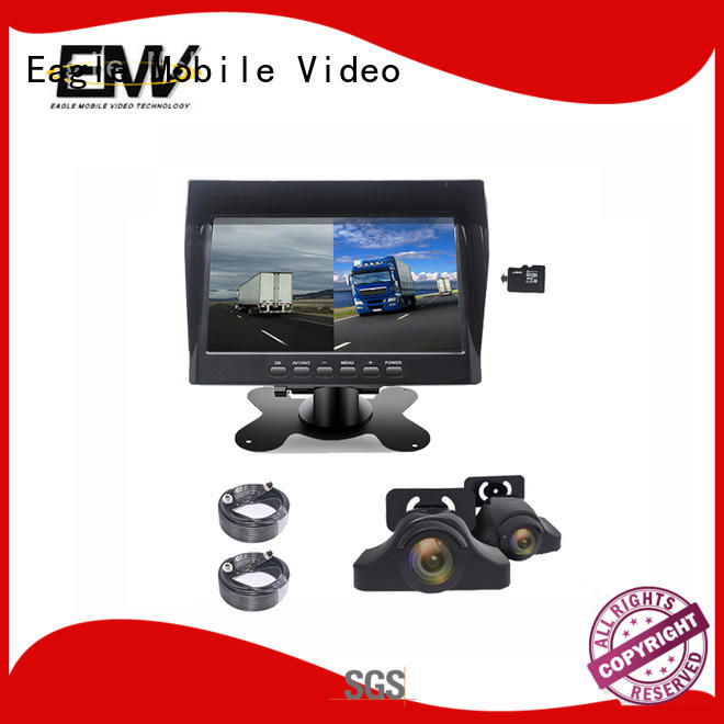 Eagle Mobile Video rear TF car monitor at discount