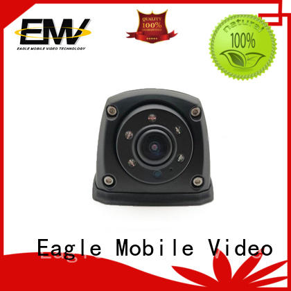 Eagle Mobile Video vehicle vandalproof dome camera supplier for buses