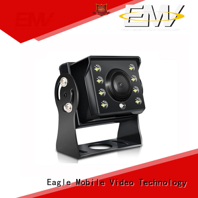 Eagle Mobile Video easy-to-use vehicle mounted camera owner for buses