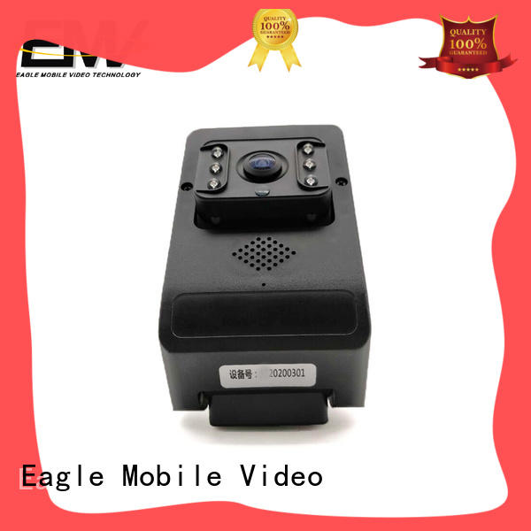 Eagle Mobile Video quality vandalproof dome camera marketing