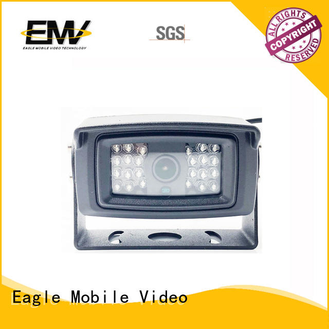 Eagle Mobile Video vehicle mounted camera popular for police car