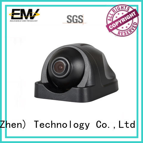 Eagle Mobile Video quality vandalproof dome camera experts for train