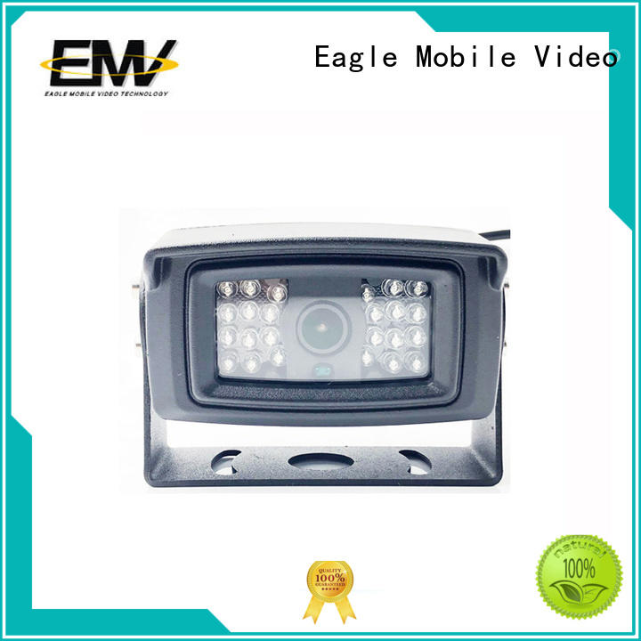 Eagle Mobile Video easy-to-use vandalproof dome camera effectively for buses