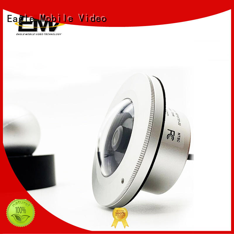 adjustable vandalproof dome camera heavy China for buses