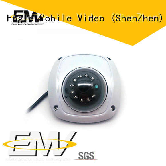 Eagle Mobile Video safety vandalproof dome camera for-sale for police car