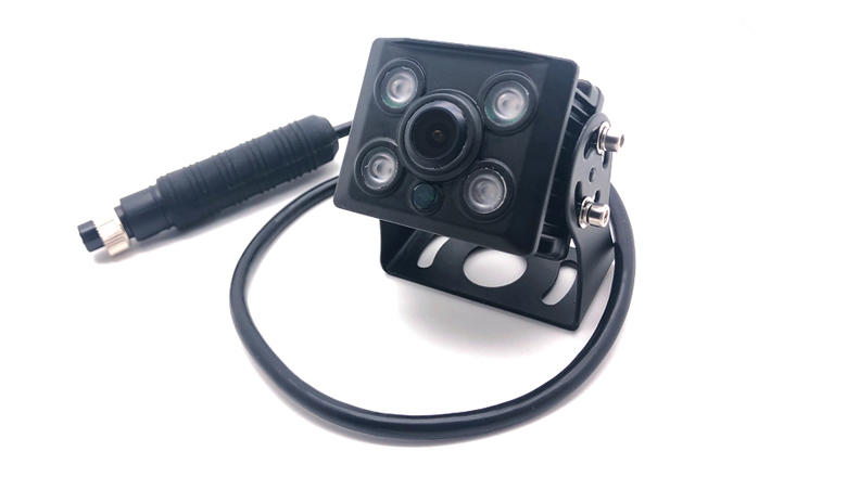Eagle Mobile Video heavy ahd vehicle camera for prison car-4