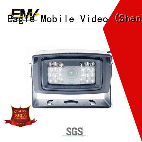 Eagle Mobile Video camera vandalproof dome camera type for prison car