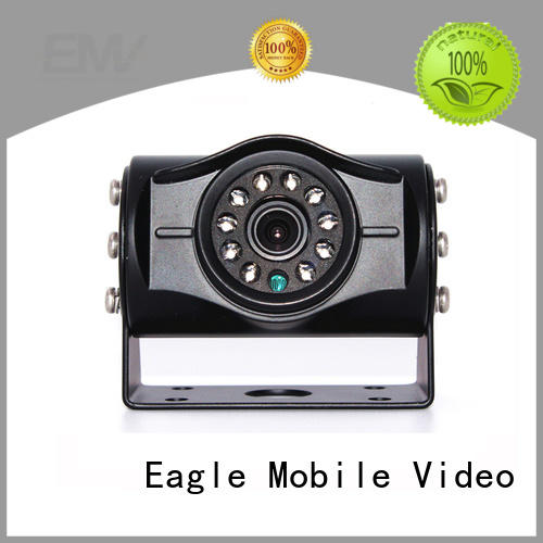 Eagle Mobile Video dual mobile dvr marketing for buses