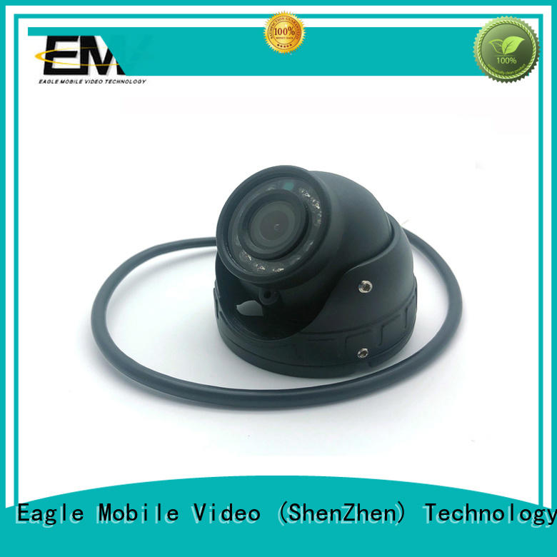Eagle Mobile Video cameras ahd vehicle camera for train