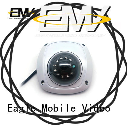 Eagle Mobile Video easy-to-use vehicle mounted camera for prison car