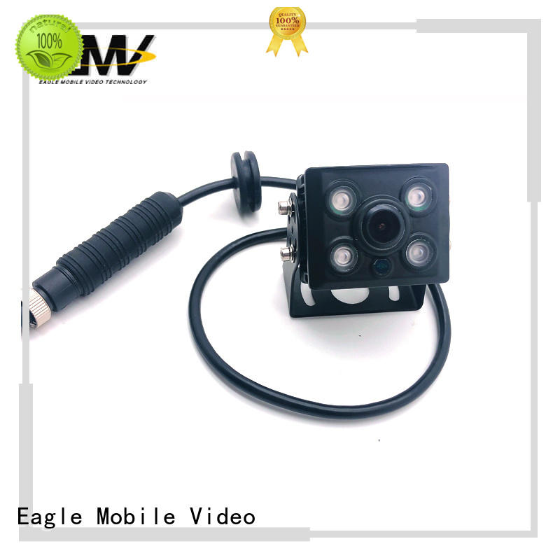easy-to-use ahd vehicle camera audio type for train