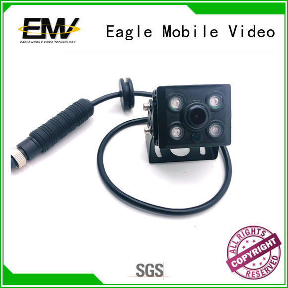 Eagle Mobile Video ahd vehicle camera owner for train