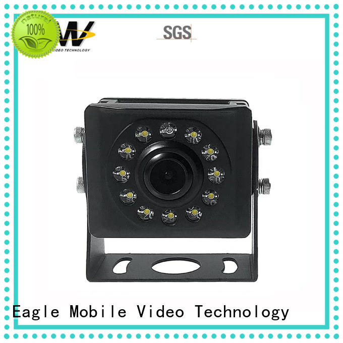Eagle Mobile Video safety vandalproof dome camera for law enforcement