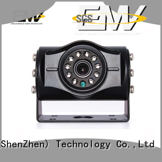 Eagle Mobile Video duty vehicle mounted camera marketing for police car