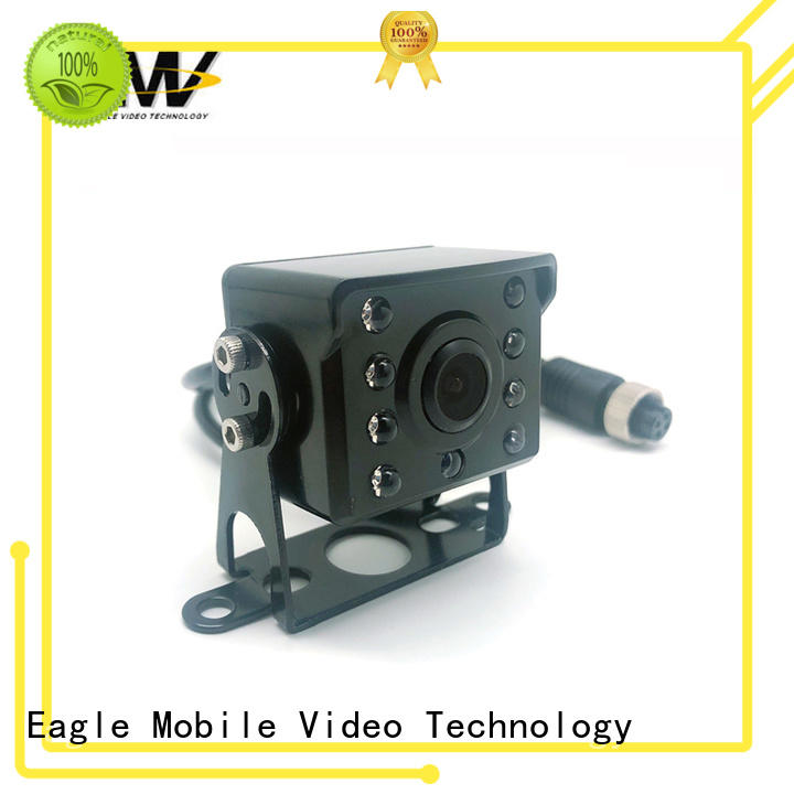 Eagle Mobile Video safety ahd vehicle camera for train