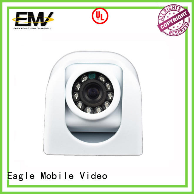 Eagle Mobile Video safety vehicle mounted camera owner for prison car