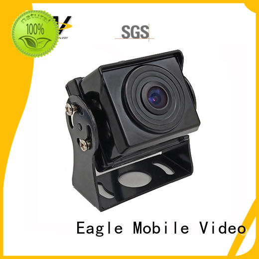 Eagle Mobile Video quality vandalproof dome camera popular for prison car