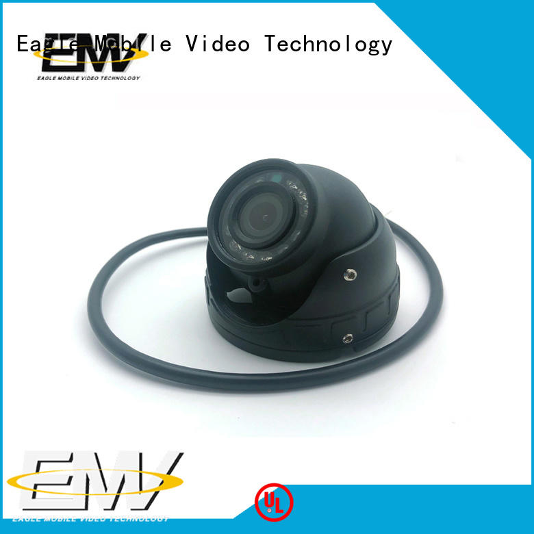 adjustable vandalproof dome camera bus effectively for train