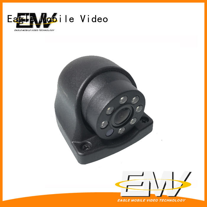 Eagle Mobile Video vandalproof ahd vehicle camera popular for police car