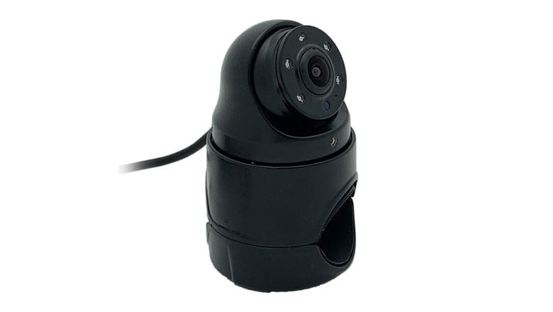 Eagle Mobile Video vandalproof dome camera marketing for prison car-2