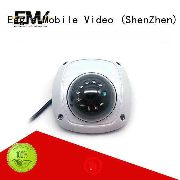 Eagle Mobile Video low cost ahd vehicle camera for police car