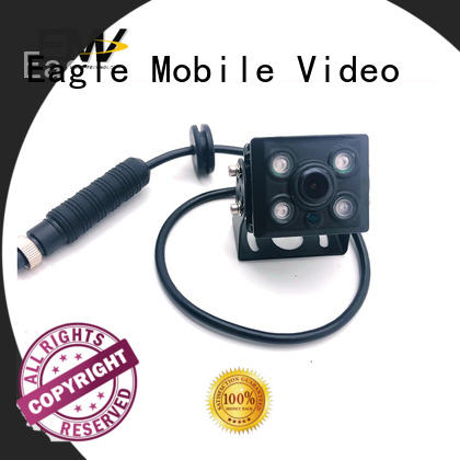Eagle Mobile Video view vandalproof dome camera type for law enforcement