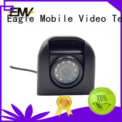 Eagle Mobile Video vandalproof vandalproof dome camera marketing for police car