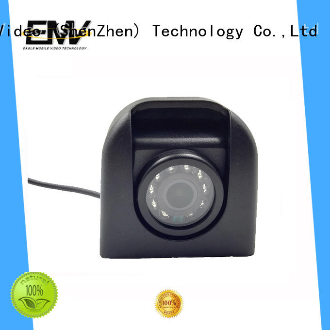 Eagle Mobile Video night vehicle mounted camera for train