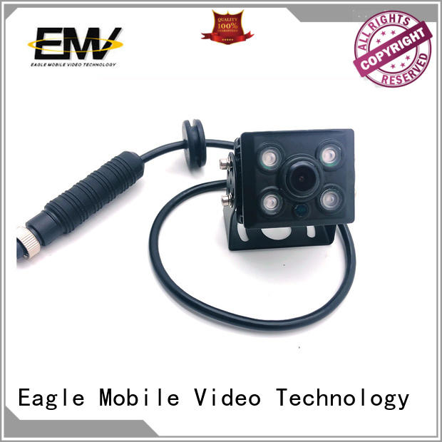 Eagle Mobile Video easy-to-use vehicle mounted camera owner for train
