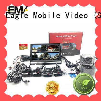 Eagle Mobile Video dual mobile dvr at discount for buses