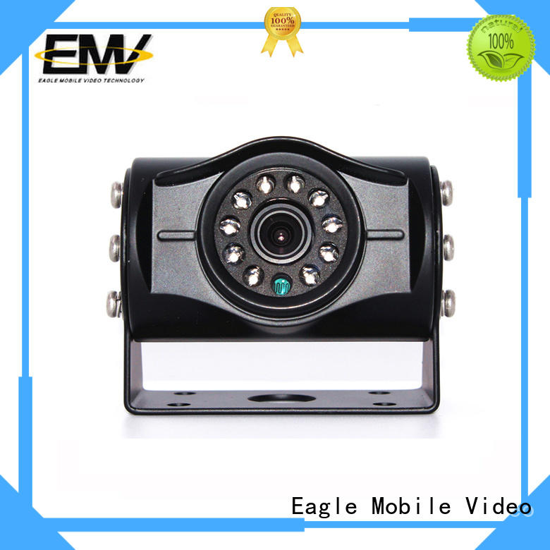 Eagle Mobile Video safety vandalproof dome camera for police car