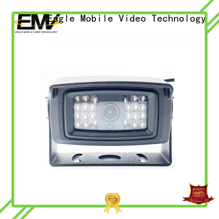 Eagle Mobile Video night vandalproof dome camera for-sale for police car