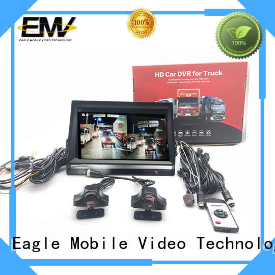 Eagle Mobile Video low cost mobile dvr free design for police car
