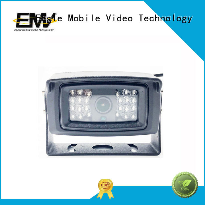 Eagle Mobile Video dome side view cameras popular for train