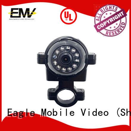 Eagle Mobile Video mobile vandalproof dome camera marketing for law enforcement
