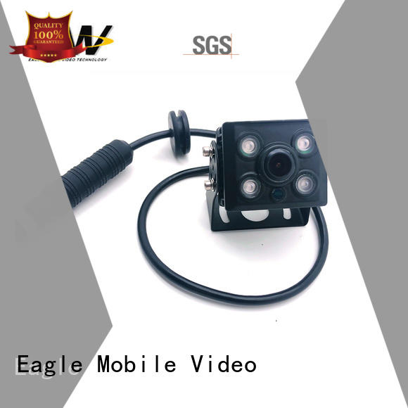 Eagle Mobile Video heavy ahd vehicle camera for police car