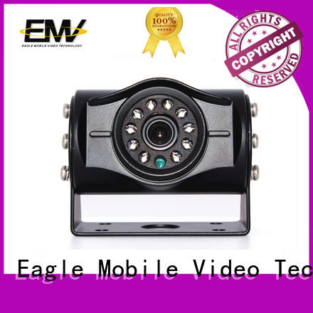 Eagle Mobile Video vehicle vandalproof dome camera for ship
