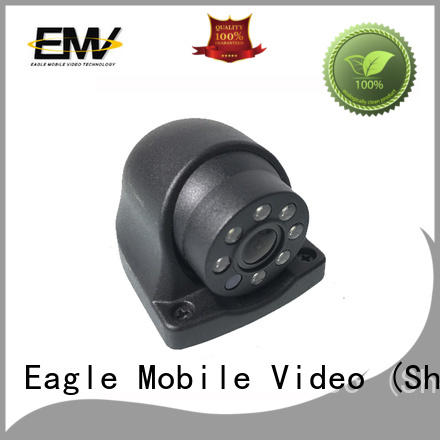 Eagle Mobile Video duty vehicle mounted camera owner for train