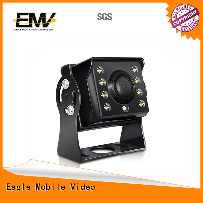 vandalproof ahd vehicle camera supplier for prison car Eagle Mobile Video