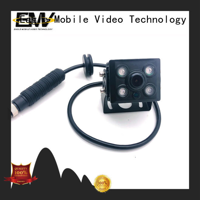 Eagle Mobile Video safety vandalproof dome camera China for police car