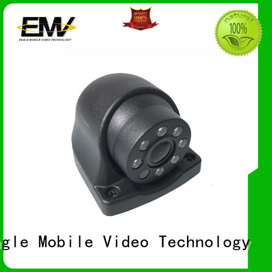 Eagle Mobile Video vandalproof ahd vehicle camera for buses