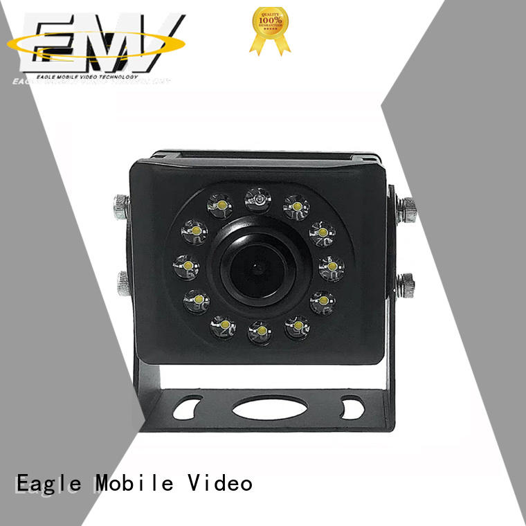 low cost backup cameras effectively for law enforcement Eagle Mobile Video