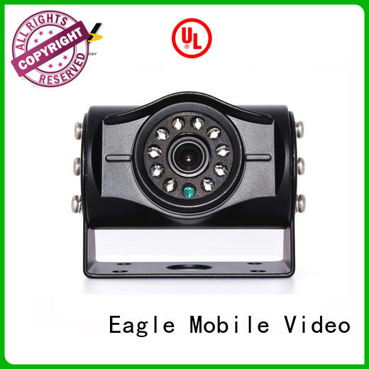Eagle Mobile Video low cost vehicle mounted camera marketing for buses