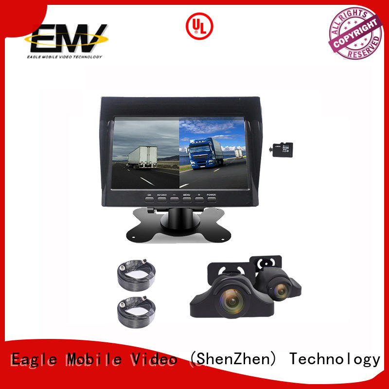 Eagle Mobile Video portable car rear view monitor factory price for taxis